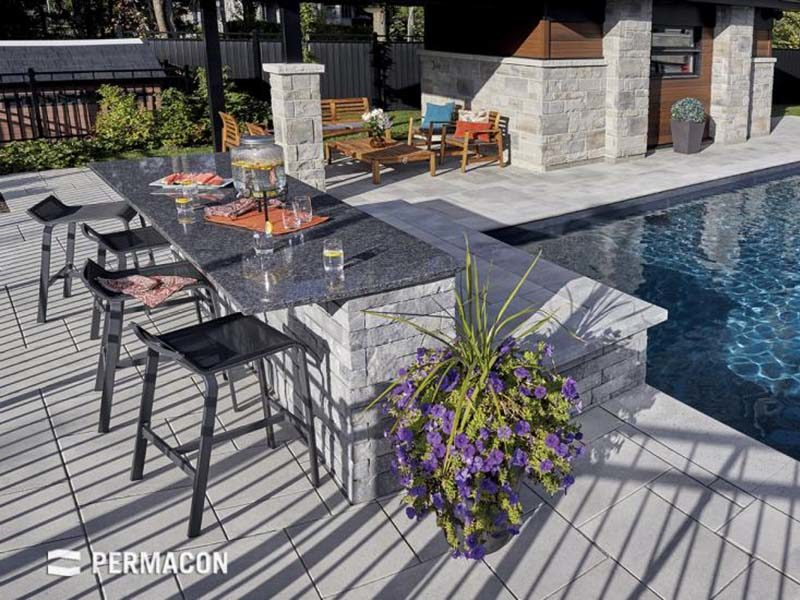 Melville® Tandem® Capping Module by Permacon