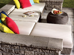 RB Wall by Permacon