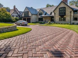Interlocking pavers and interlocking stones
