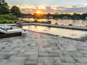 Interlocking pavers and interlocking stones