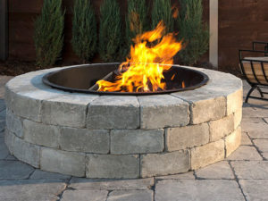 Firepit Kits in Missisauga