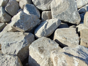 Armour stone for your Garden's Retaining Walls in Mississauga